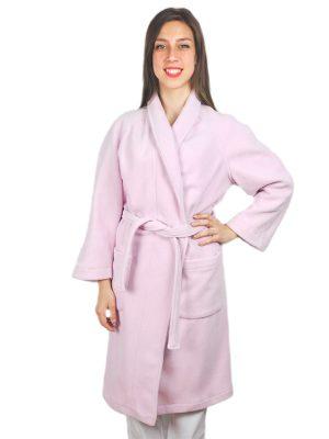 Дамски медицински халат М-105.8 - розов