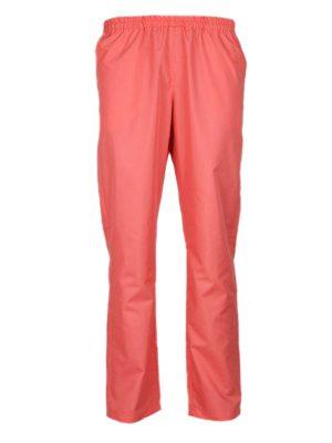 Дамски работен панталон М-1 К-13953-1 - корал