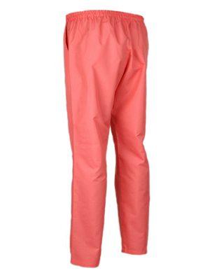 Дамски работен панталон М-1 К-13953-2 - корал