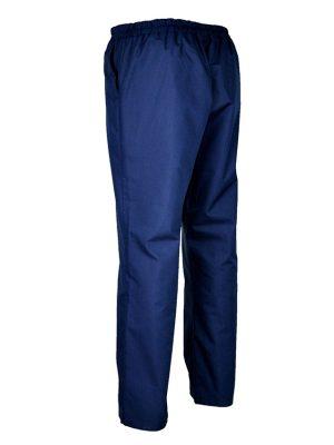 Дамски работен панталон М-1 К-636 - тъмно син - 2