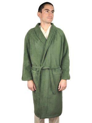 Мъжки медицински халат C-105.12 - каки