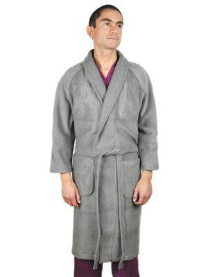 Мъжки медицински халат C-105.9 - сив