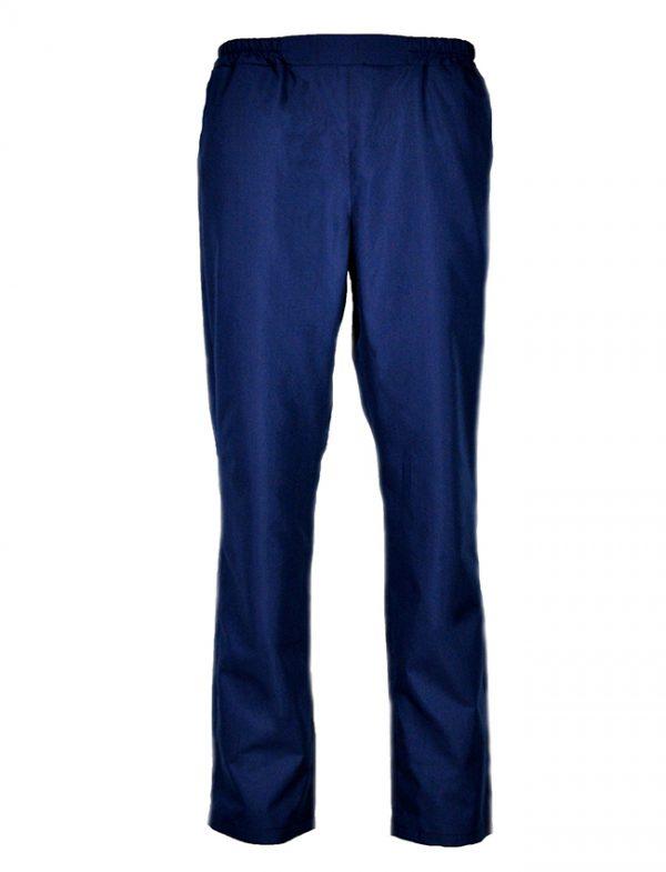 Мъжки работен панталон М-1 К-636 - тъмно син - 1